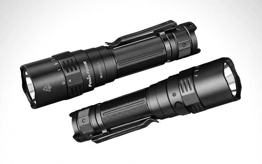 Fenix PD40R Rechargeable Flashlight