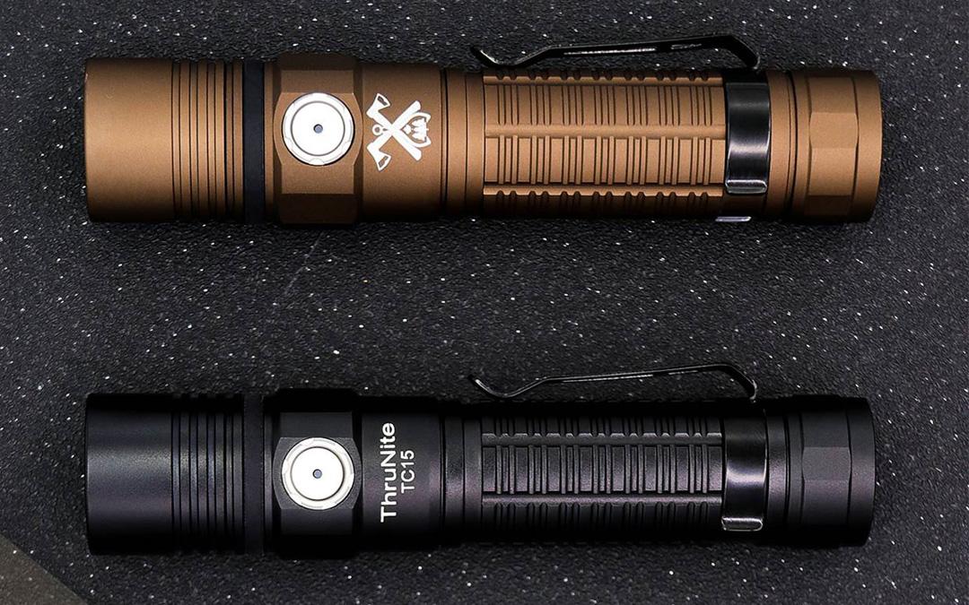 ThruNite TC15 Flashlight