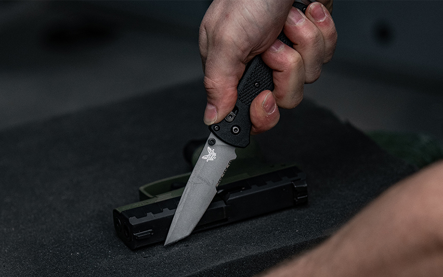Trending: Benchmade 537 Bailout