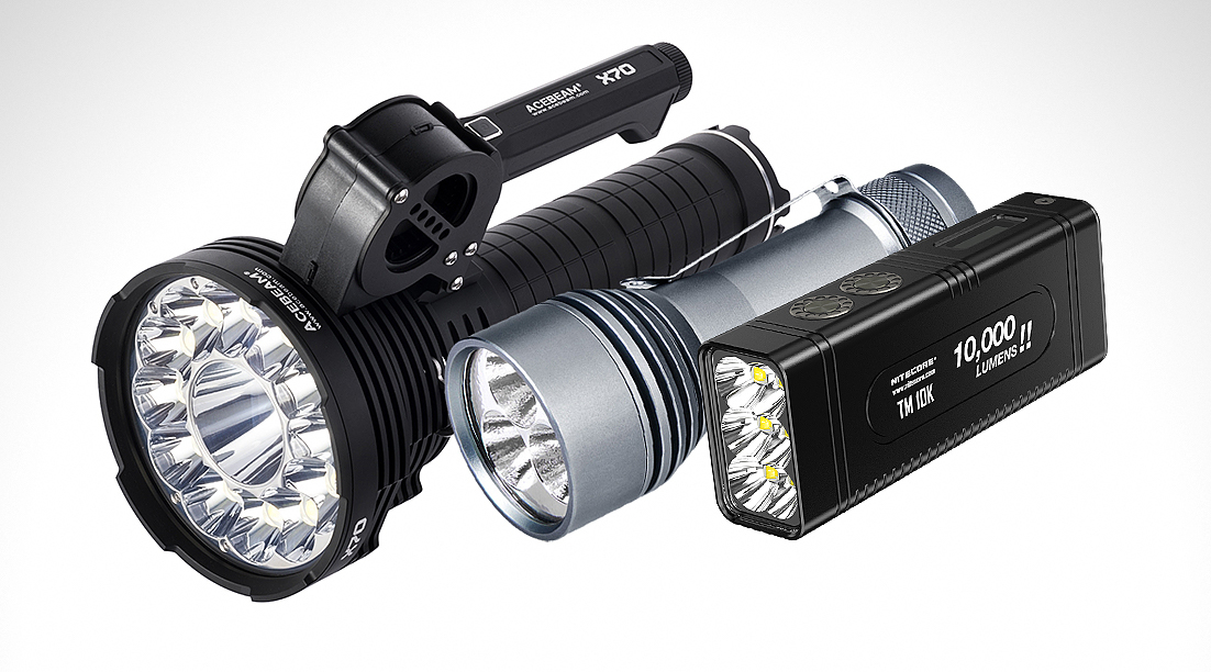 The Top 14 Brightest Flashlights in 2020