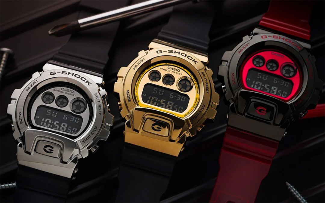 Casio G-Shock GM6900 Series