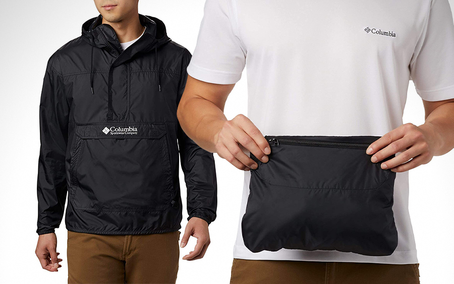 Columbia Challenger Packable Rain Jacket