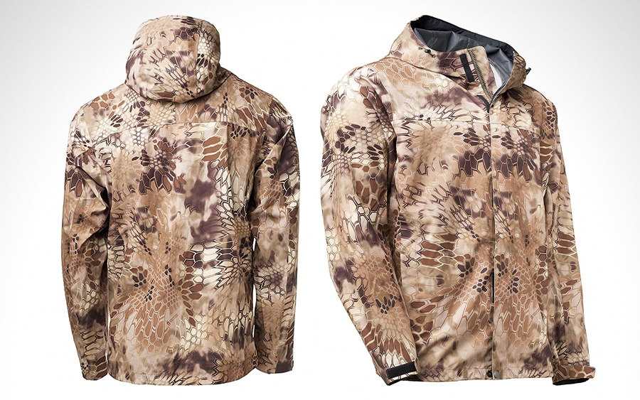 Kryptek Jupiter Packable Rain Jacket