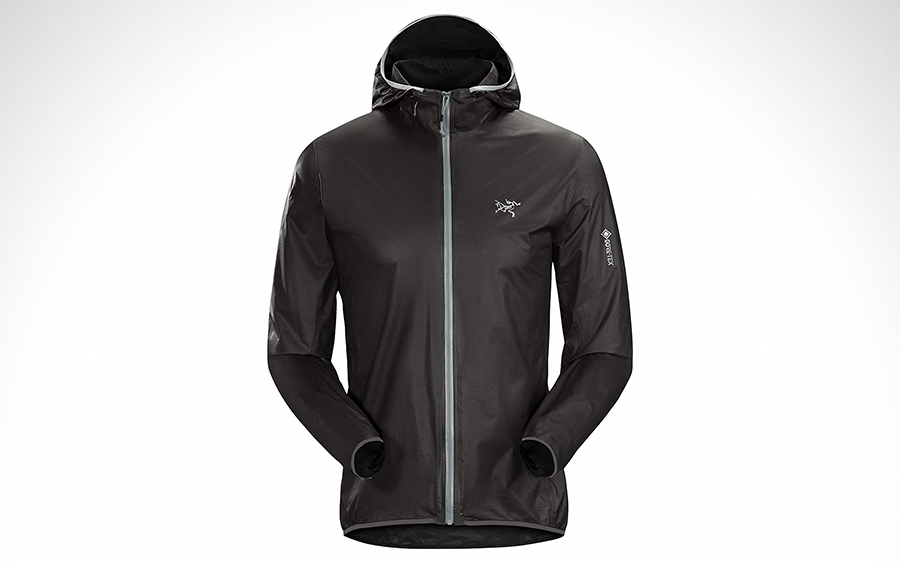 Arc'teryx Norvan SL Hoody Packable Rain Jacket