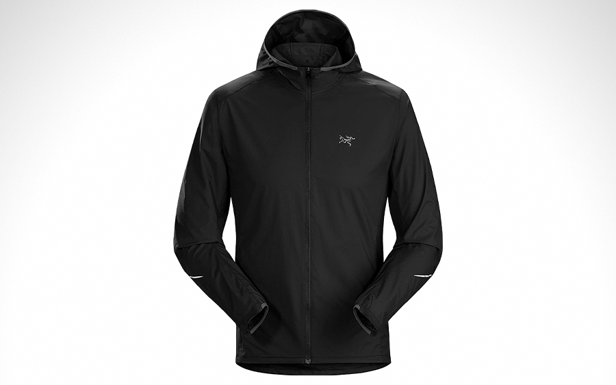 Arc'teryx Incendo Hoody Packable Rain Jacket