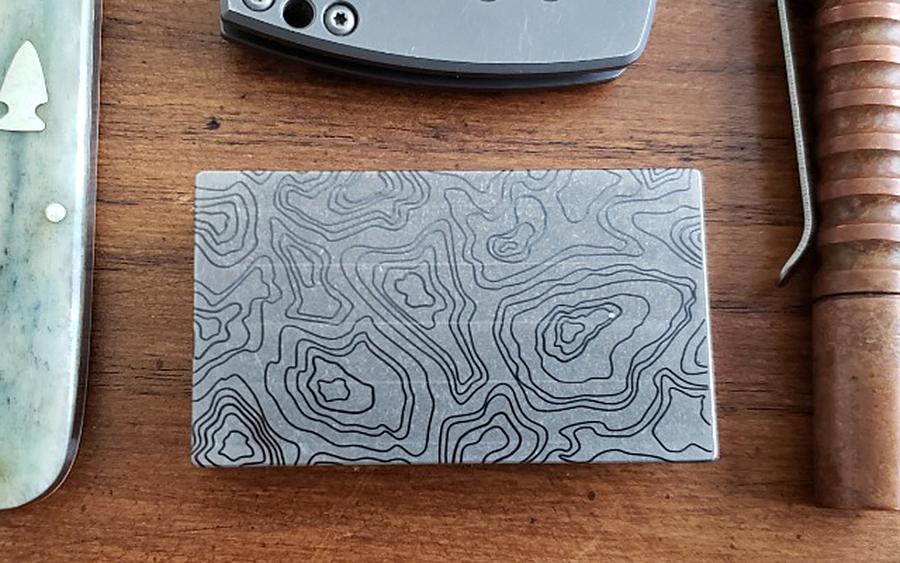 6. CountyComm Titanium Pocket Strong Box