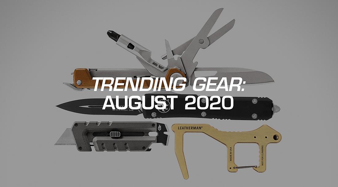 Trending Gear: August 2020