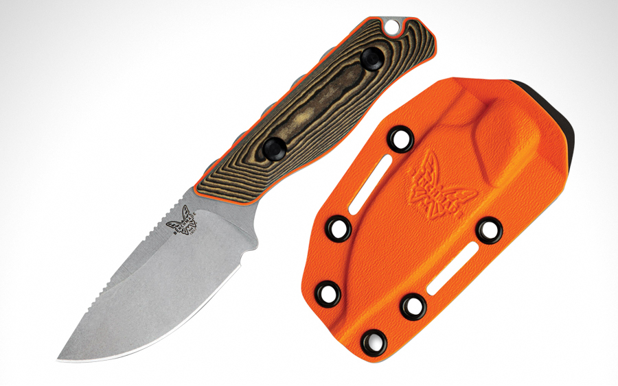 Benchmade Hidden Canyon Hunter Fixed Blade Knife