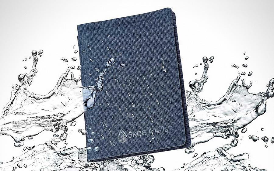 Skog Å Kust Waterproof Wallet