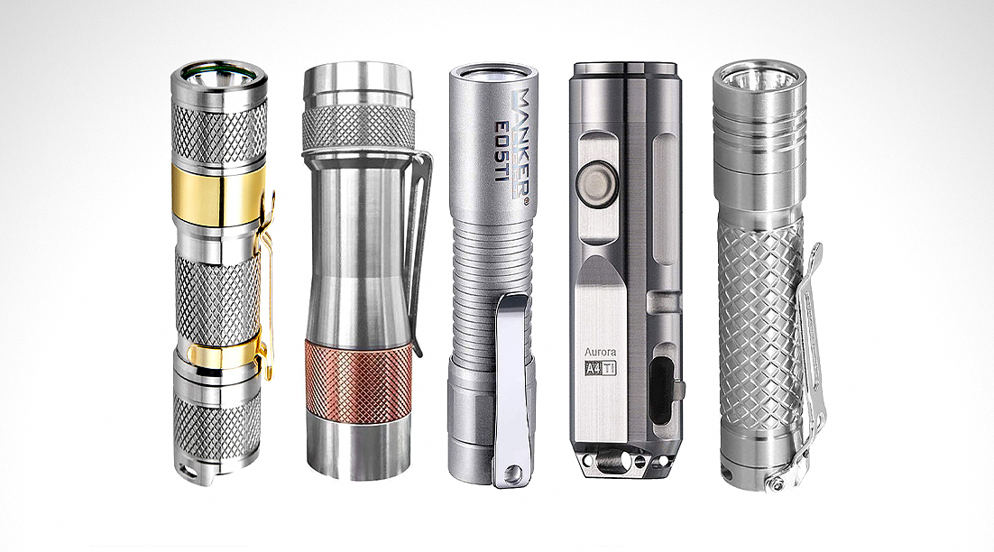 The 14 Best Titanium Flashlights in 2021