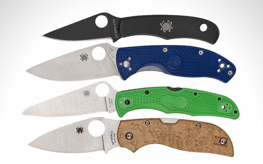 Our Favorite Knives from Spyderco Reveal 6