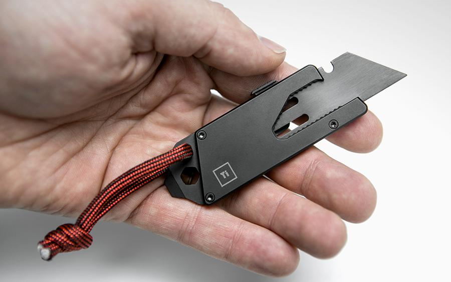 BigIDesign TPT Slide Utility Knife