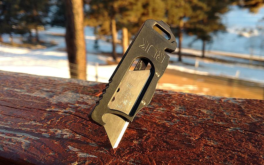 GilTek RUK V2 Utility Knife