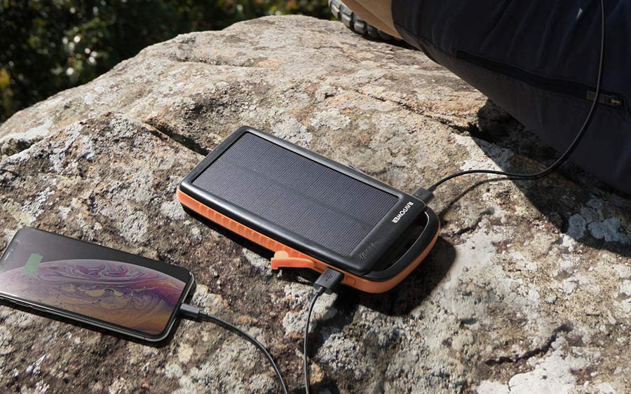 RAVPower 20000mAh Solar Portable Charger