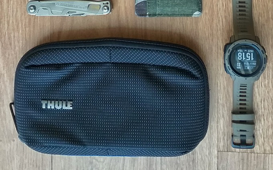 10. Thule Crossover 2 Travel Organizer