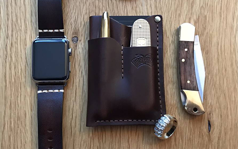 7. EASYANT Leather Holster