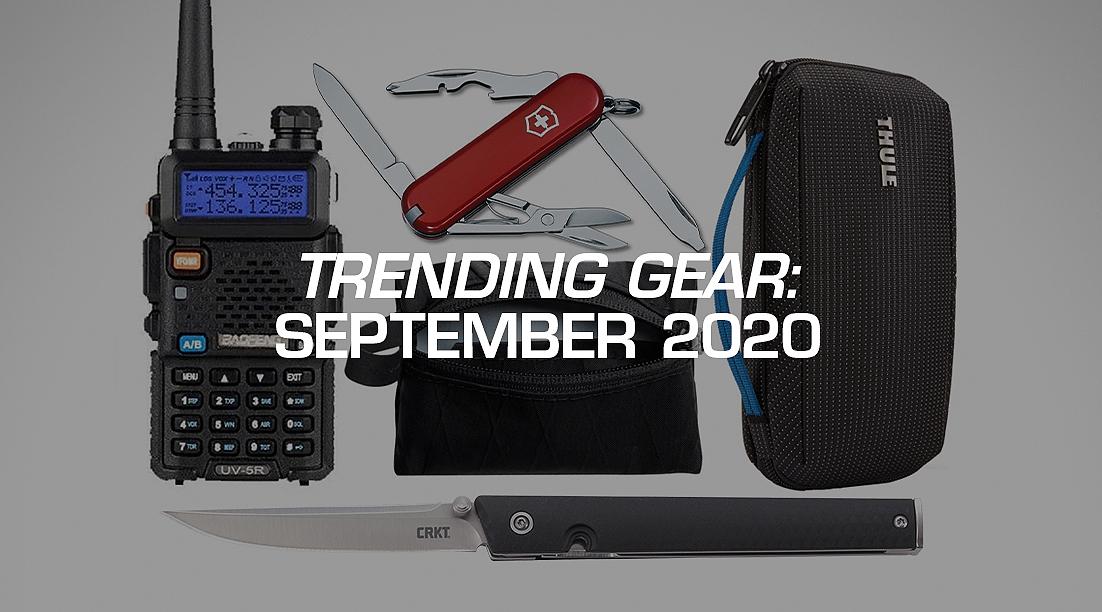 Trending Gear: September 2020