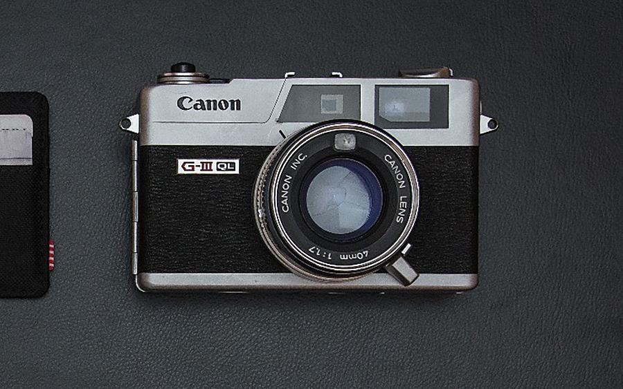 Trending: Canon Canonet QL17 GIII