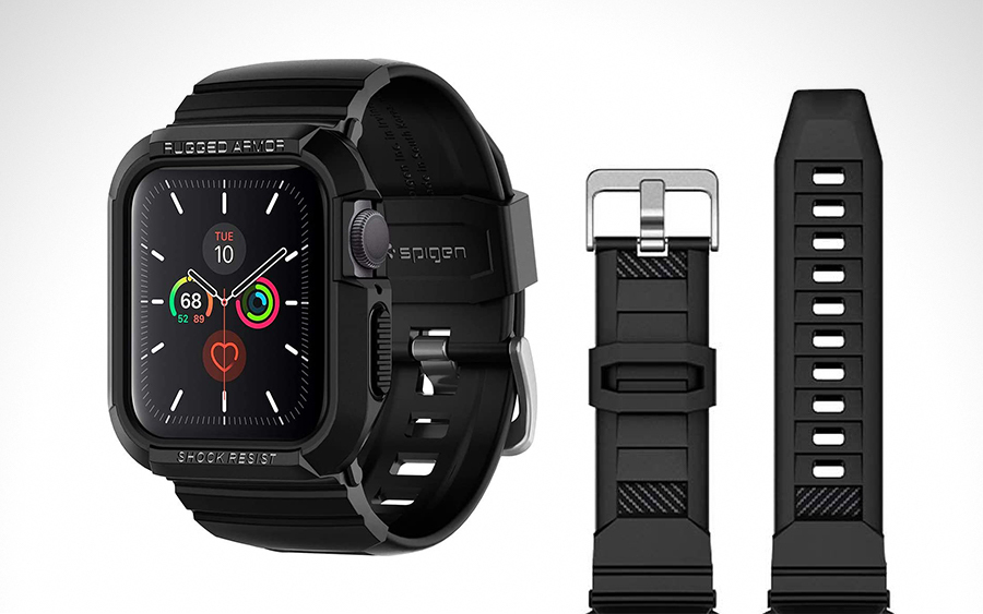 Spigen Rugged Armor Pro Apple Watch Band