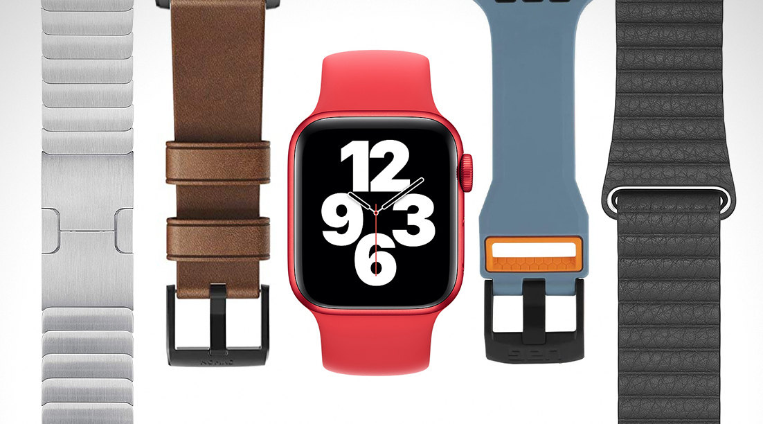 The 10 Best Apple Watch Bands and Straps in 2021