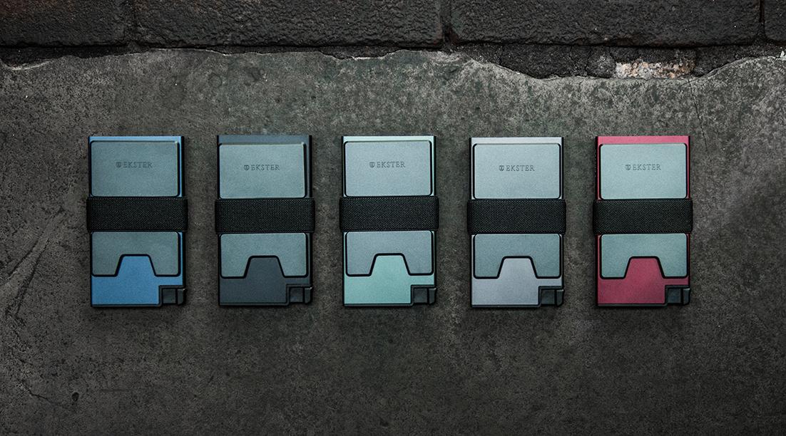 Ekster Aluminum Cardholder Wallet