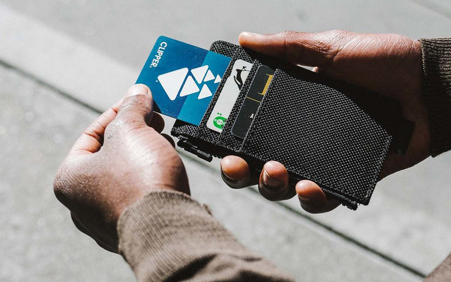 Aer Card Holder