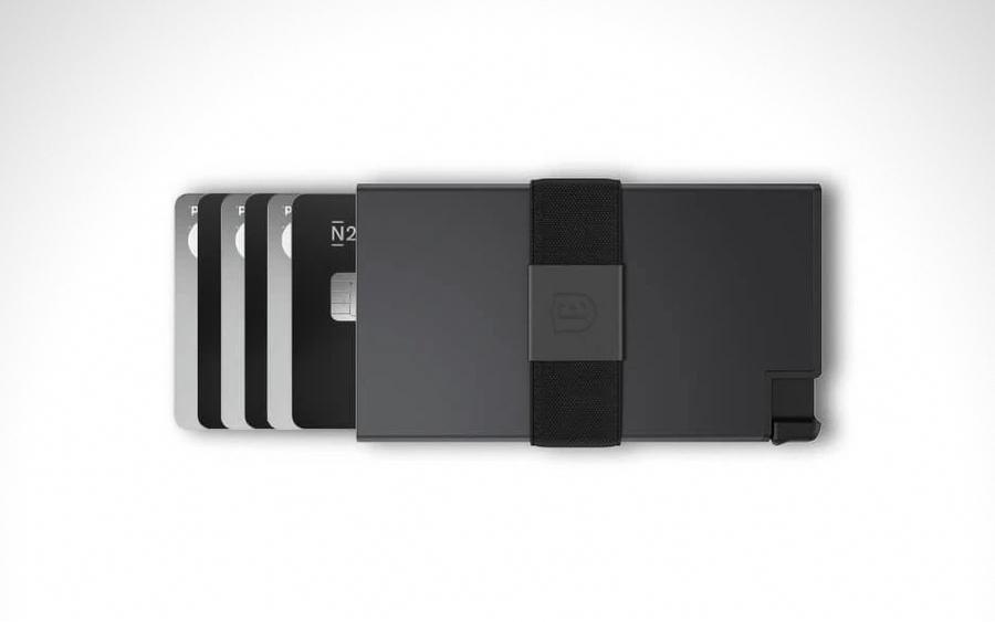 Ekster Aluminum Card Holder Wallet