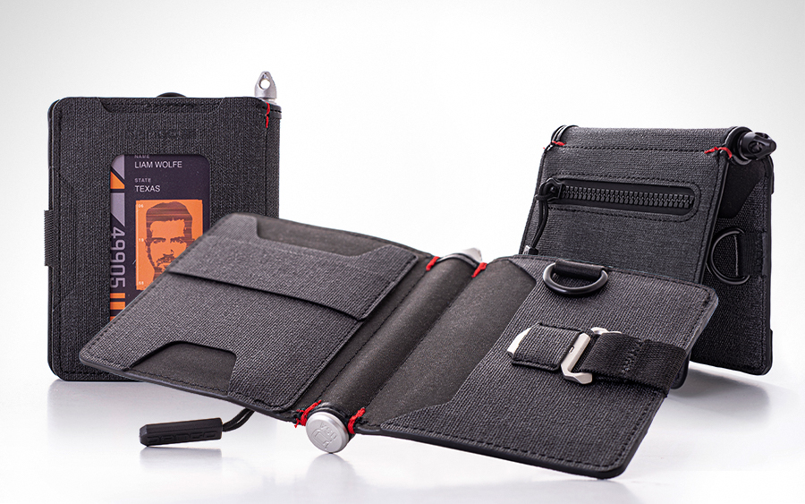 Dango P01 Pioneer DTEX Travel Wallet