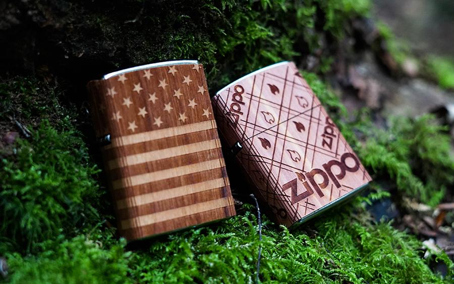 Zippo x Woodchuck USA Collection