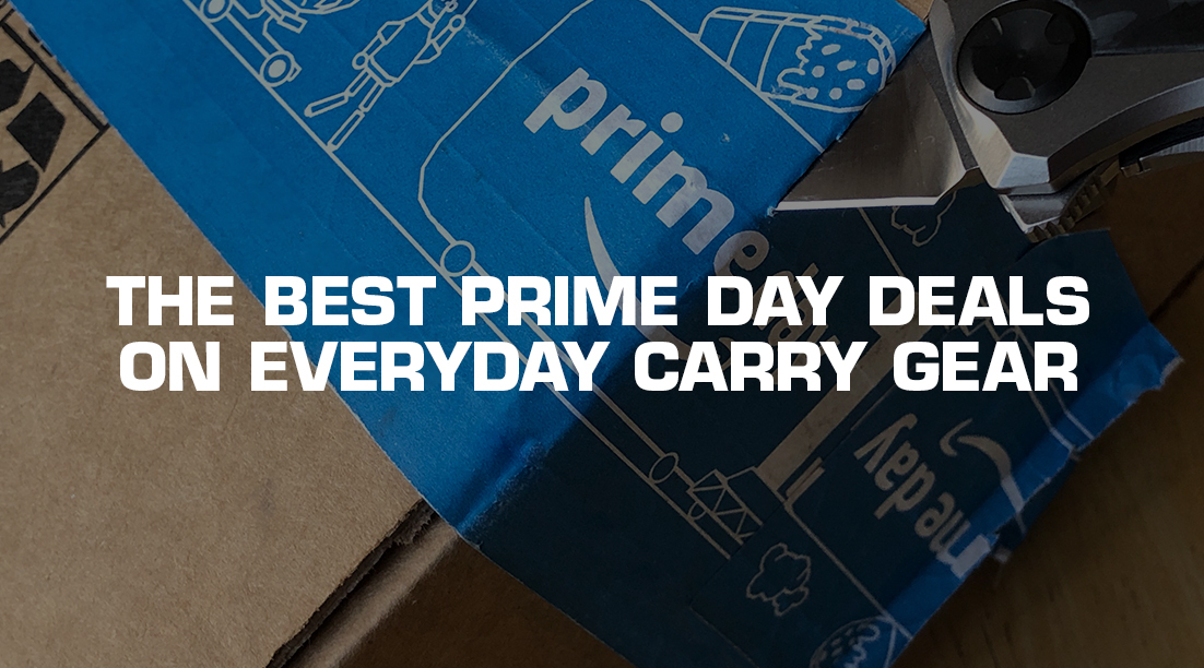 The Best Prime Day Deals on Everyday Carry Gear 2020