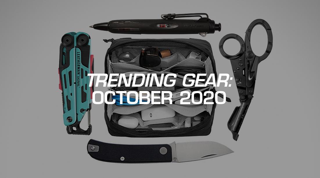 Trending Gear: October 2020