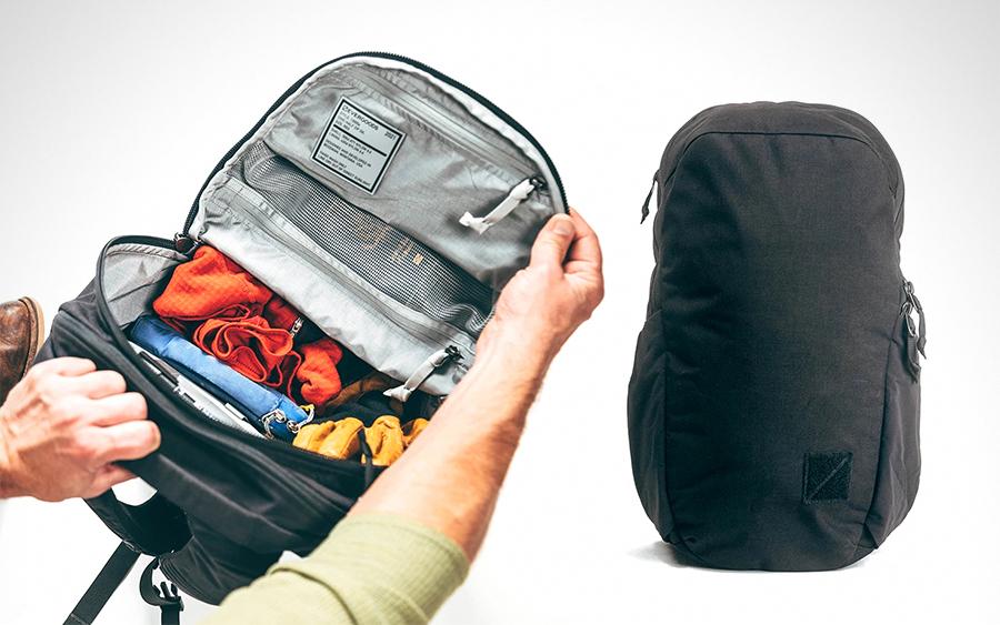 EVERGOODS Civic Half Zip 26L Laptop Bag