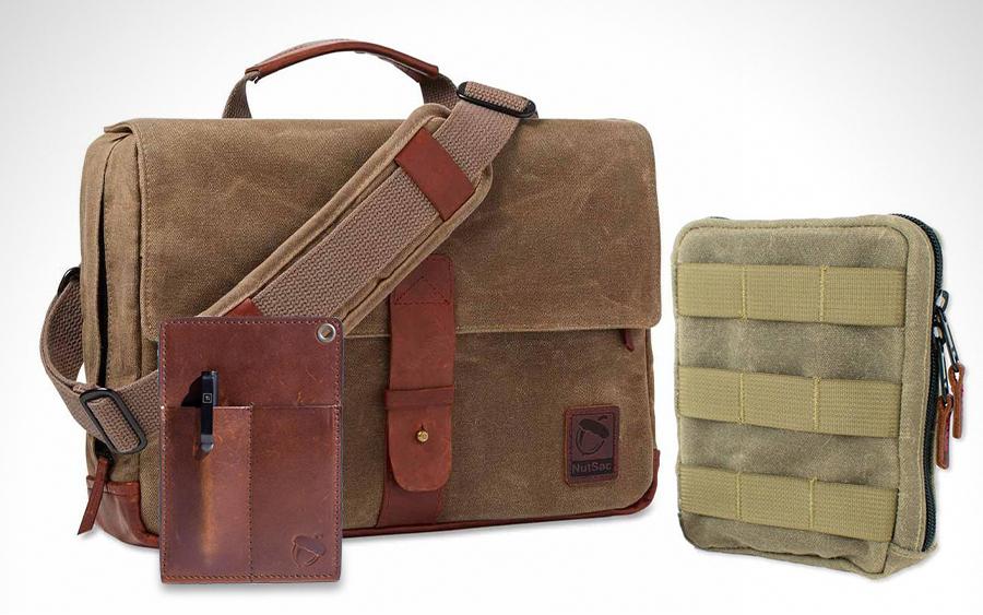 NutSac Modular Carry System