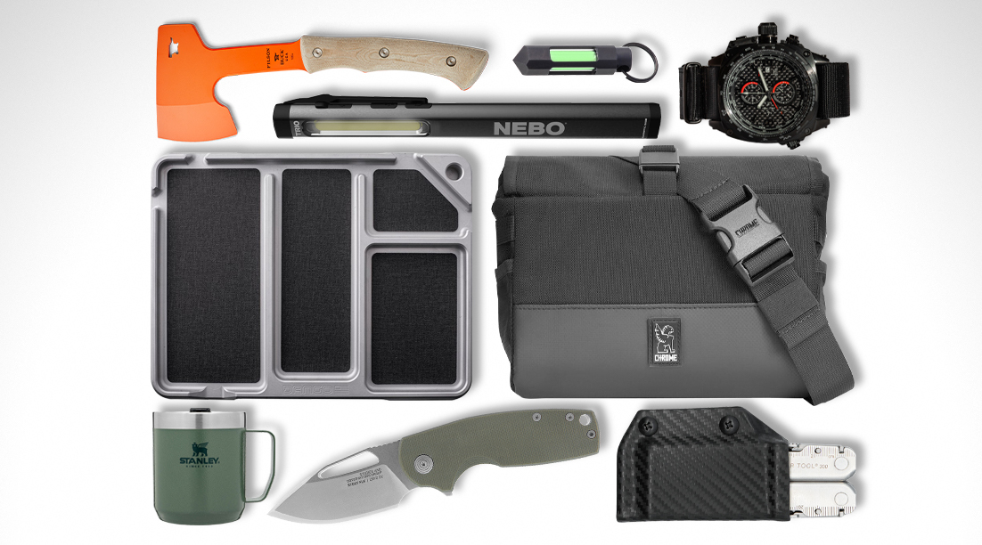 13 More Awesome EDC Holiday Gift Ideas