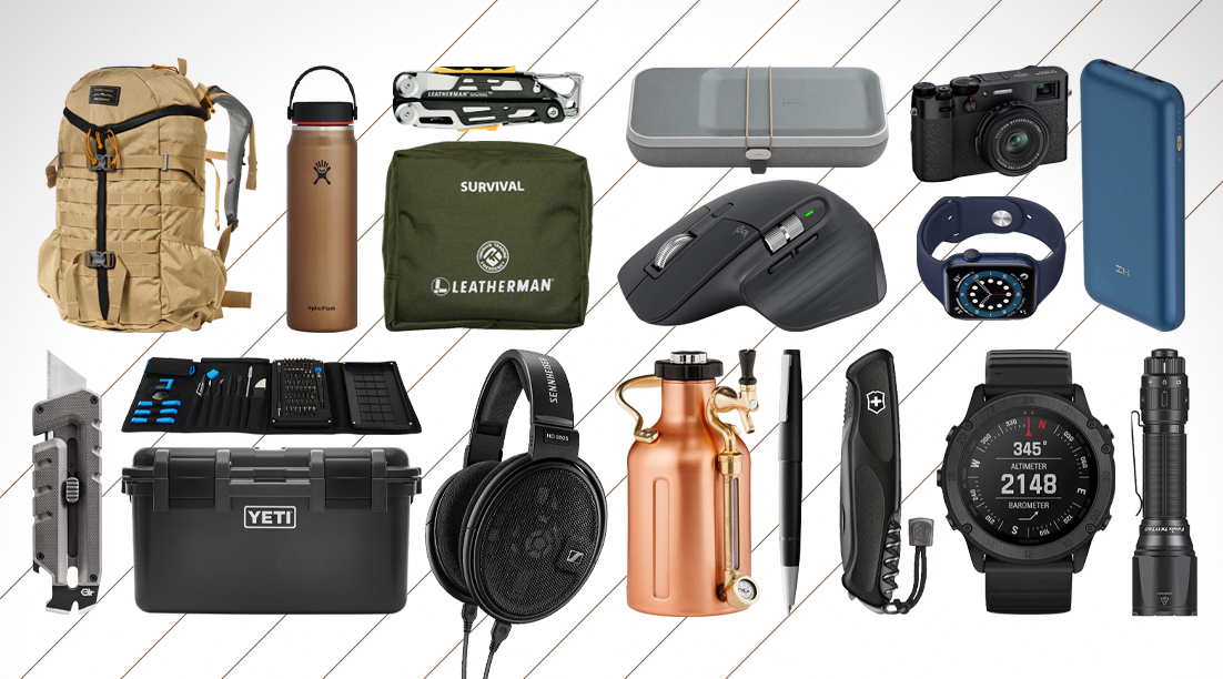 The Everyday Carry Holiday Gift Guide for 2020