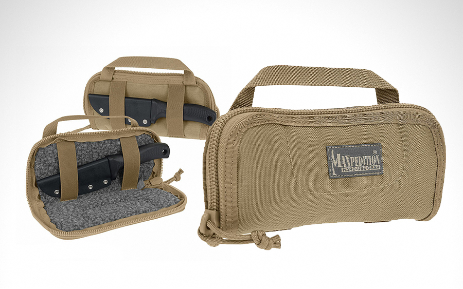 3. Maxpedition R-7 Razorshell Knife Case