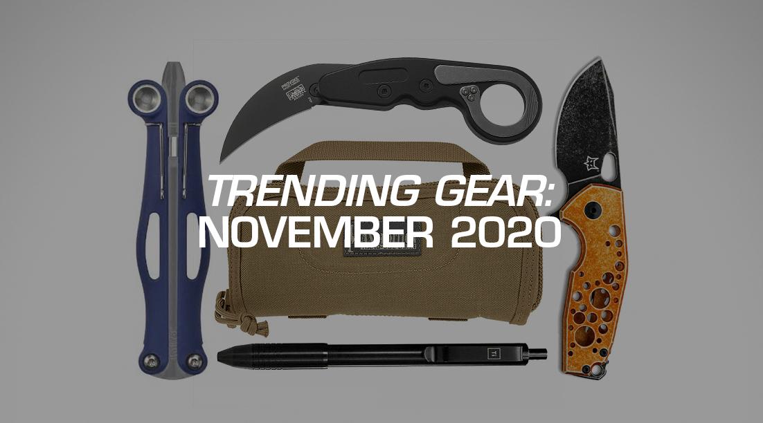 Trending Gear: November 2020