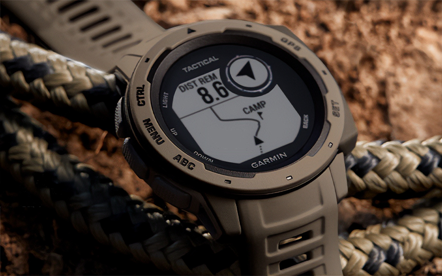 Trending: Garmin Instinct Tactical