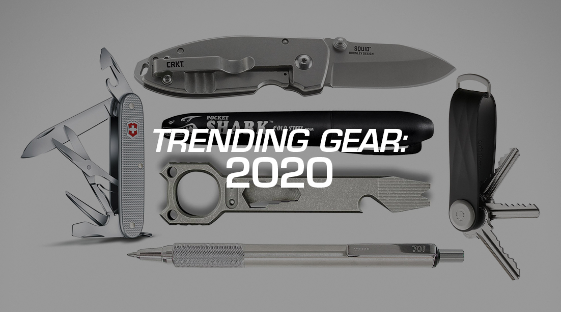 The Most Popular EDC Gear in 2020