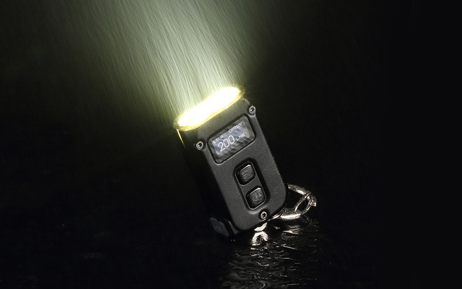 Nitecore TINI 2 Keychain Flashlight