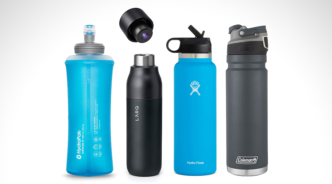 The 10 Best Water Bottles for EDC in 2021