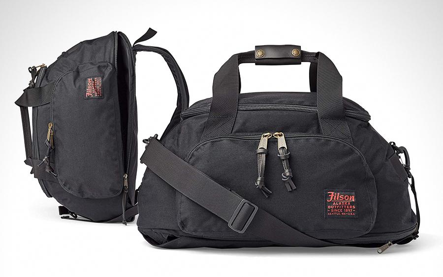 Filson Duffle Backpack