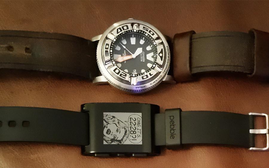 Trending: Citizen Eco-Drive Promaster Diver BJ8050-08E