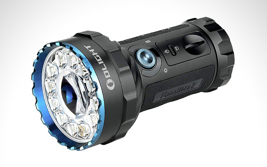Olight Marauder 2 Flashlight