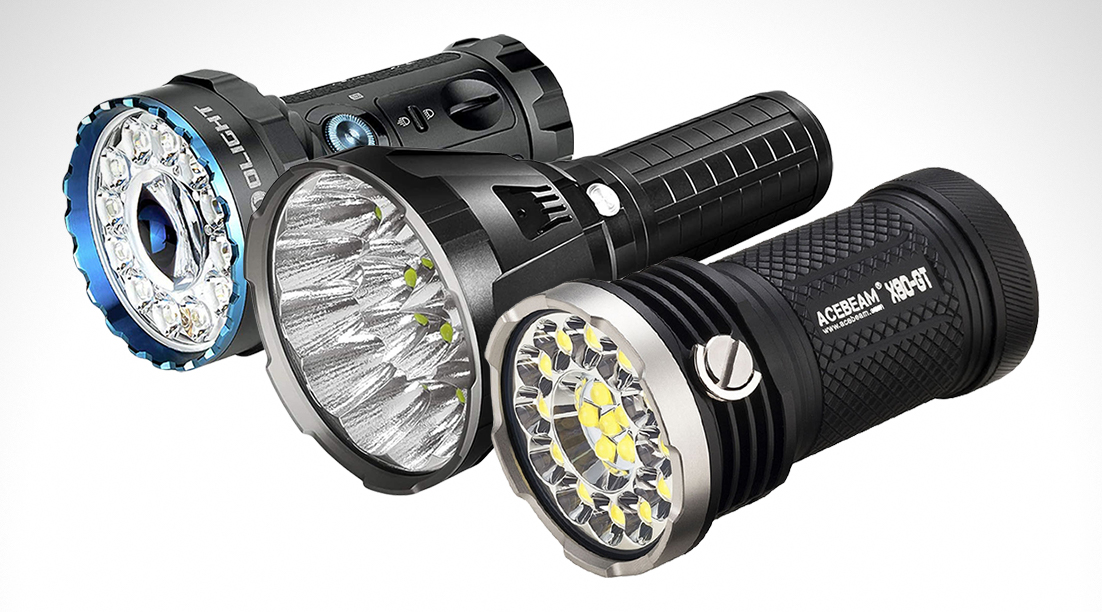 The 16 Brightest Flashlights in 2021