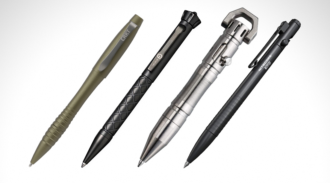 The 12 Best Tactical Pens for EDC in 2021