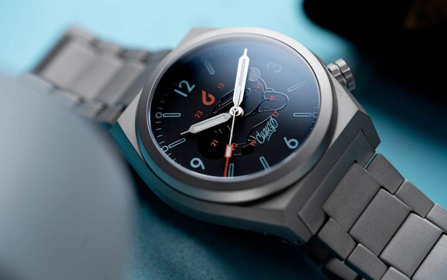 BOLDR Supply Co. Venture Chaigo Watch