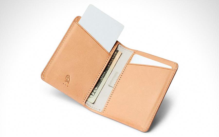 Bellroy Slim Sleeve Premium Minimalist Wallet