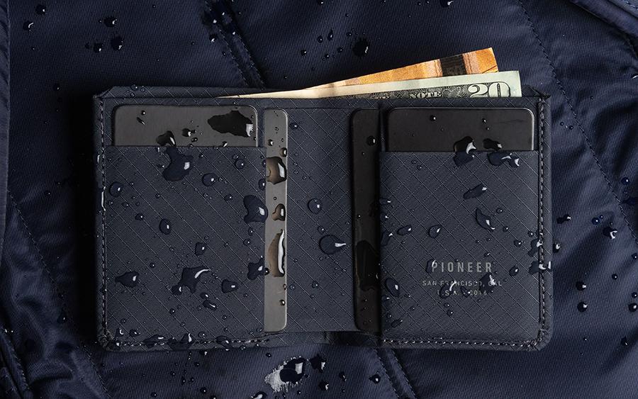 Pioneer Altitude Minimalist Wallet