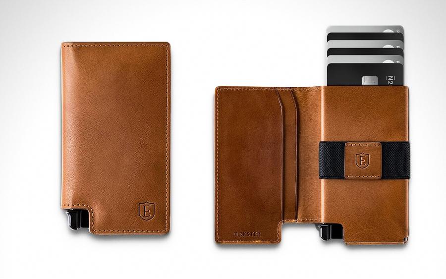 Ekster Vachetta Parliament Minimalist Wallet
